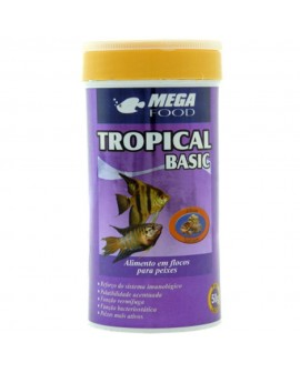 MEGA FOOD TROPICAL BASIC 50g